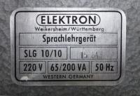 Elektron SLG 10/10