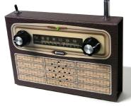 Franzis UKW Retroradio