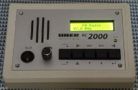 Uher RC2000 µPC-Radio