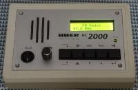 Uher RC2000 µPC-Radio